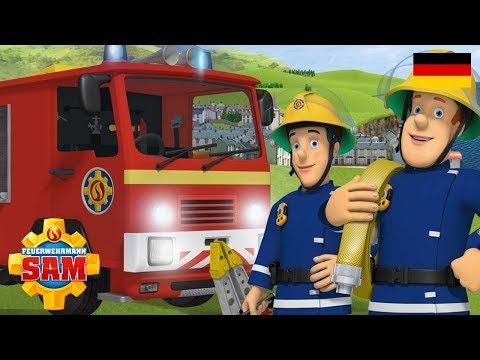 Feuerwehrmann Sam Deutsch Neue Folgen | Die Hitzöpfe -  1 Stunde Rettet | Cartoon für Kinder