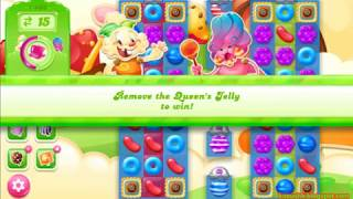 Candy Crush Jelly Saga Level 1409 (No boosters)