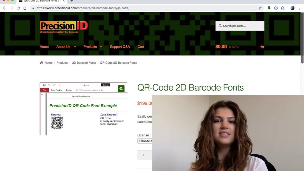 Barcode Fonts, ASPX Barcode Tools, Barcode ActiveX Controls