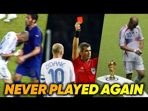 10 Most Shocking World Cup Moments