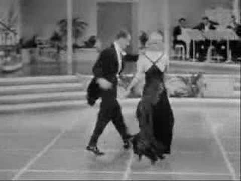 Fred Astaire And Ginger Rogers Smoke Gets In Your Eyes Youtube