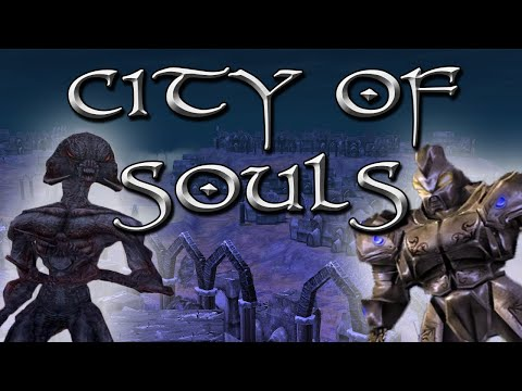 The Mystery Behind the City of Souls | SpellForce Lore |