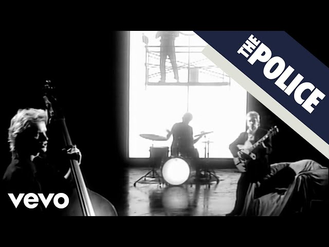 The Police - Every Breath You Take (Official Video)