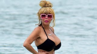 Wendy Williams Shows Off Impossibly Tiny Waist in String Bikini on Vacation in Bermuda -- Pics!