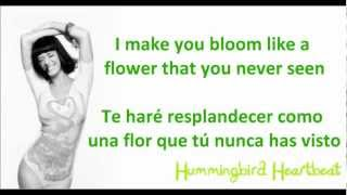 Hummingbird heartbeat - Katy Perry (Traducción INGLÉS-ESPAÑOL)