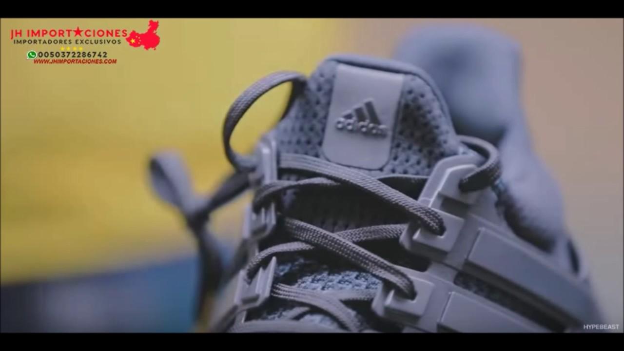 Adidas 2016 Youtube Como Zapatillas Se Fabrican xqOHt