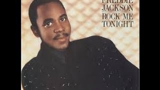 Global Música Soft - Freddie Jackson - Rock Me Tonight (For Old Times Sake)