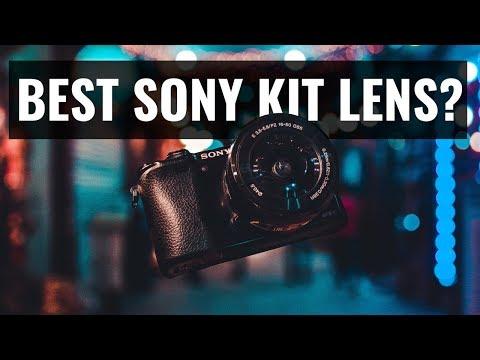Best Sony Kit Lens For Landscape Photography? Sony 16-50mm