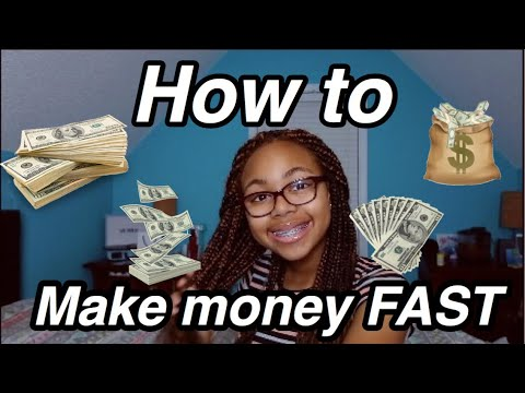 How to make money as a teen 2019!