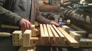 Обзор деревянных струбцин, дёшево и сердито