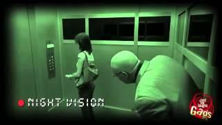 Прикол в лифте [Joke in the elevator]