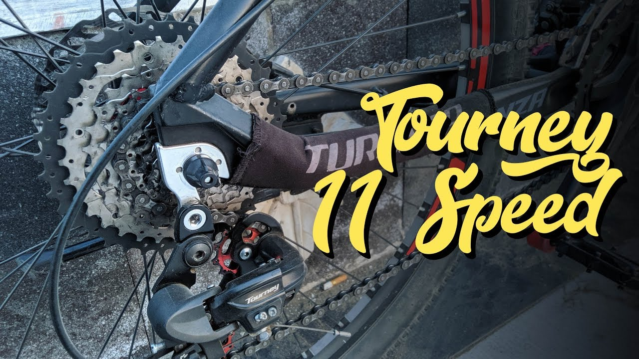 "Cara Upgrade Sprocket Sepeda ke ""11 Speed"" Murah Meriah"