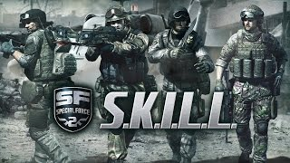 S.K.I.L.L. - Special Force 2 Gameplay