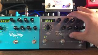 How to use a Strymon TimeLine (Basics) 4K