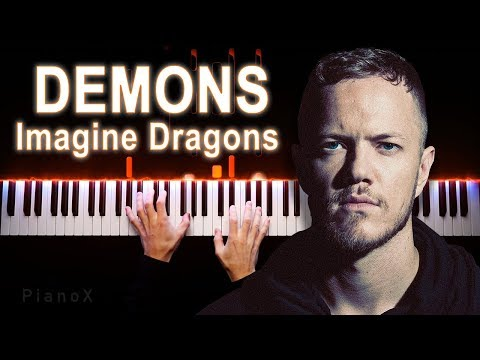 Imagine Dragons - Demons | Piano Cover