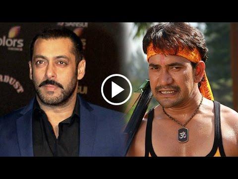 Salman Khan To Launch  Dinesh Lal Yadav (Nirhua) In Bollywood | Spicy Bhojpuri