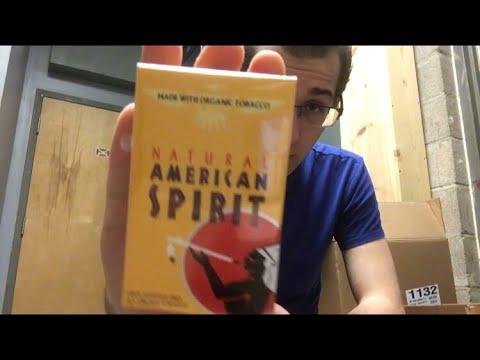 NickTheSmoker - American Spirit Gold