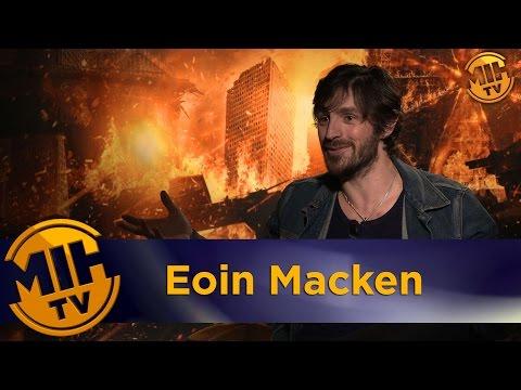 Eoin Macken Interview Resident Evil: The Final Chapter