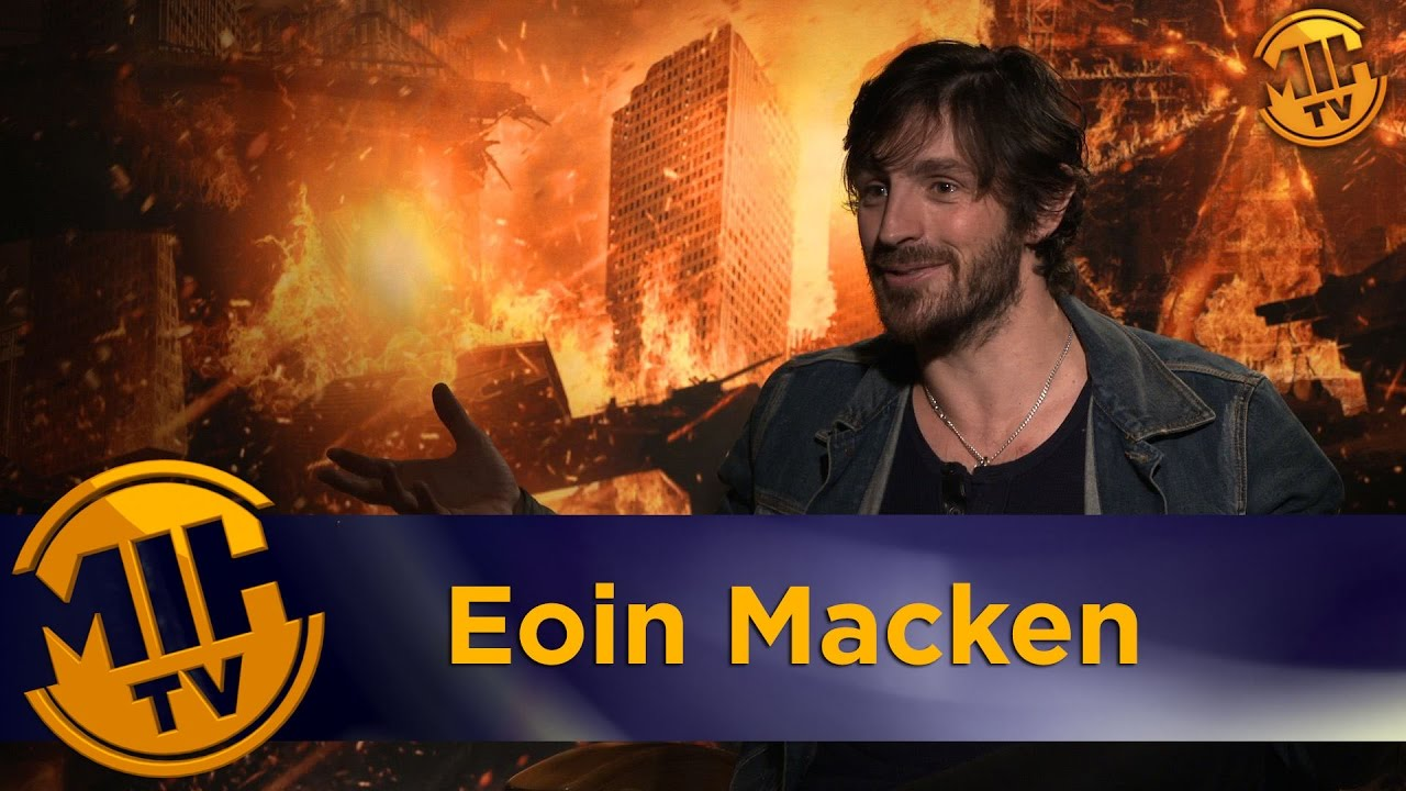 Resident Evil The Final Chapter Interview: Eoin Macken Interview Resident Evil: The Final Chapter