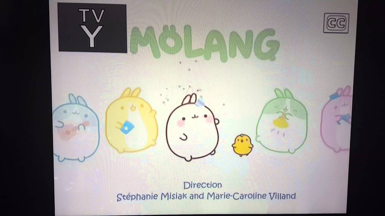 Molang theme song youtube
