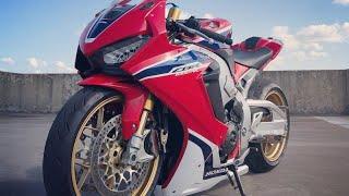 Honda CBR1000RR SP1 vs Kawasaki H2 -ZX10RR Vs R1M Vs S1000RR - Throwback 2