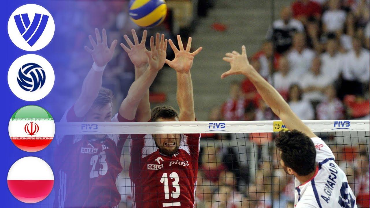 Iran vs. Poland - Full Match   Group 1   Men's Volleyball World League 2017