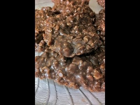 No Bake Cookies Recipe (Chocolate Oatmeal Peanut Butter)