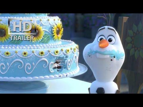Frozen Fever   official trailer US (2015) Disney Elsa Anna Olaf