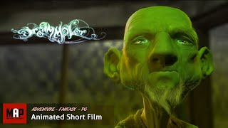 DREAMMAKER | Magical potions make dreams into realities - 3D Animation by Film Academie