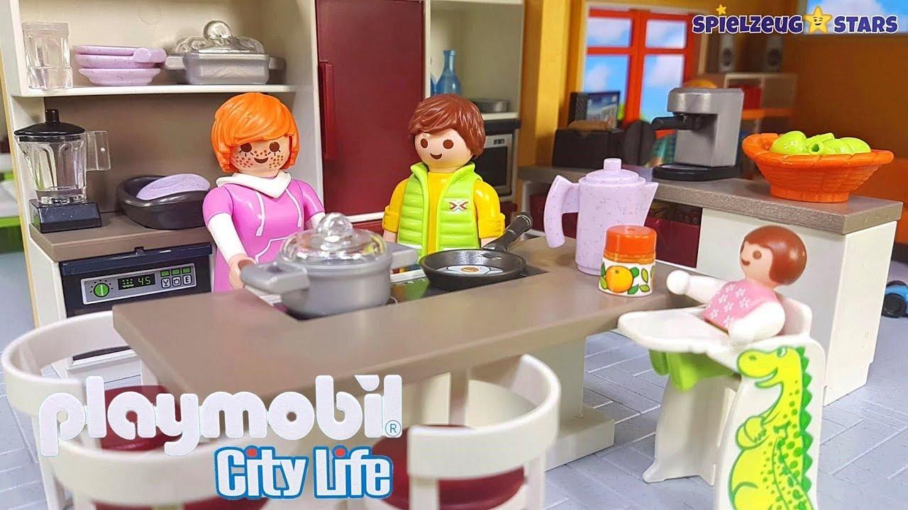 Playmobil Keuken 9269 : Playmobil city life küche 9269 playmobil city life küche 9269