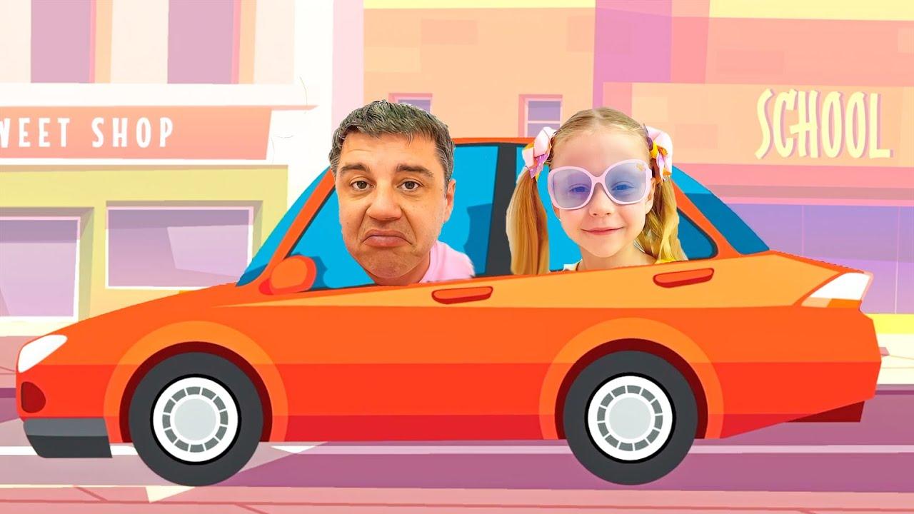 Download Nastya and New Episodes about Kids Behavior