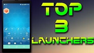 (Free)Top 3 Best Launcher for Android 2015-2016