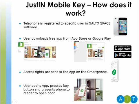 JustIN mobile key solution March16