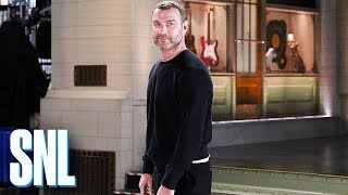 There's Something Wrong with Liev Schreiber - SNL