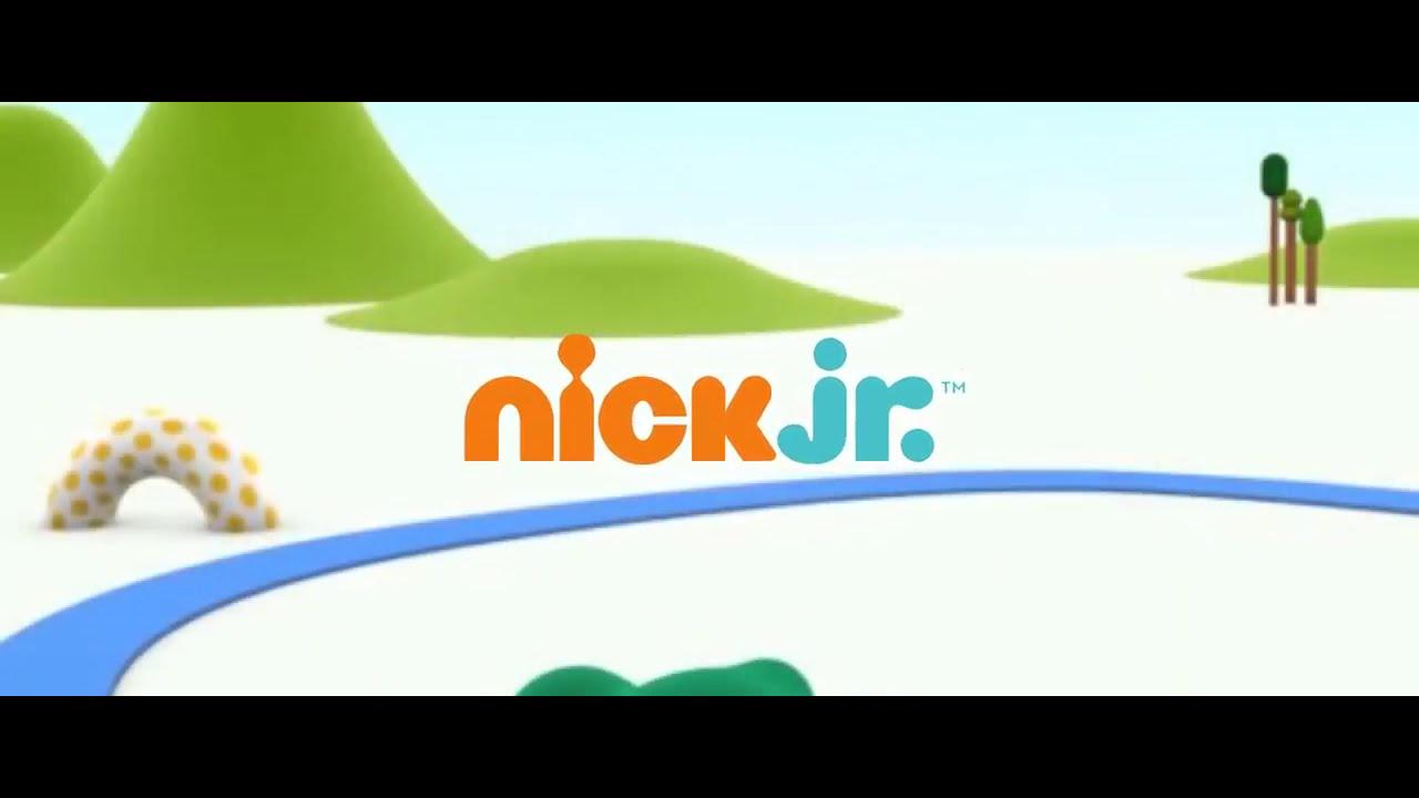 Nick Jr. (2014) Logo - YouTube