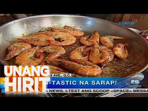 Unang Hirit: Hipon-tastic na Sarap sa Visayas Avenue, Quezon City
