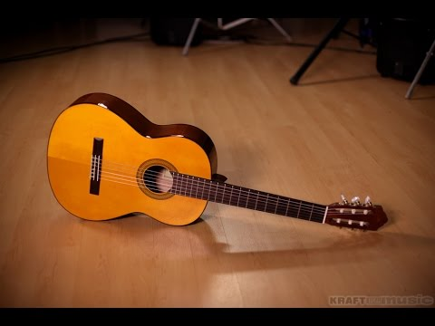 yamaha cg102 classical guitar demo youtube. Black Bedroom Furniture Sets. Home Design Ideas