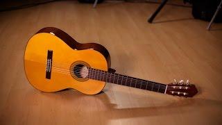 Yamaha CG102 Classical Guitar Demo