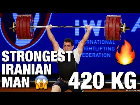 Sohrab Moradi | Training Progress 2015 - 2018 (94 kg)