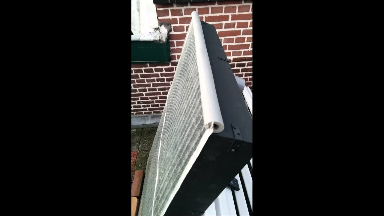 Heater Buiten Solar Air Heater Deel 2