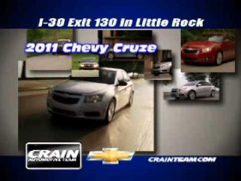 Crain Chevrolet I 30 U0026 BASELINE RD IN LITTLE ROCK