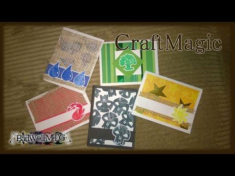 CraftMagic 23 - MTG Cards