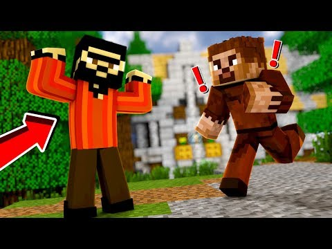FAKİR RECEP İVEDİK'İ BULDU! 😂 - Minecraft thumbnail