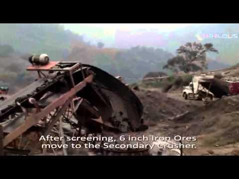 [Philous,Inc.] Mexico Iron Ore Mine - Processing Site