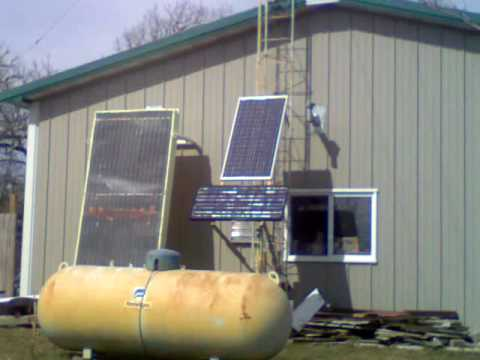 Wind turbine upgrades and hydrogen generator