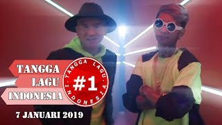 Tangga Lagu Indonesia  (7 Januari 2019)