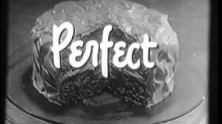 1950s Betty Crocker Honey Spice Cake Mix Commercial