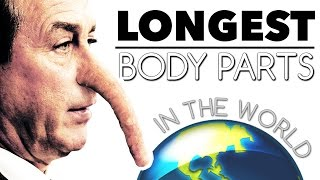 10 Longest Body Parts In The World thumbnail