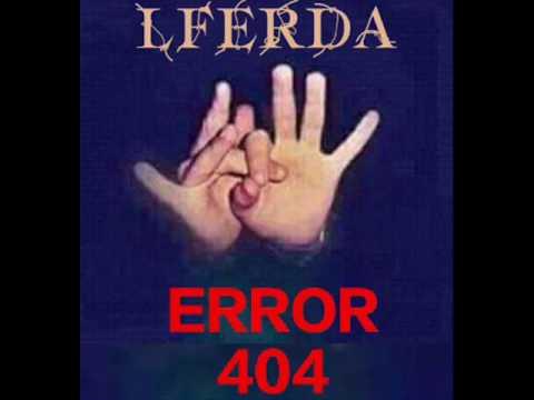 Lferda - ERROR 404 (Officiel Instrumental)