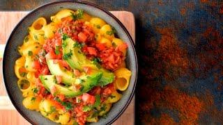 Vegan Taco Mac & Cheese - Soy FreeLow Fat